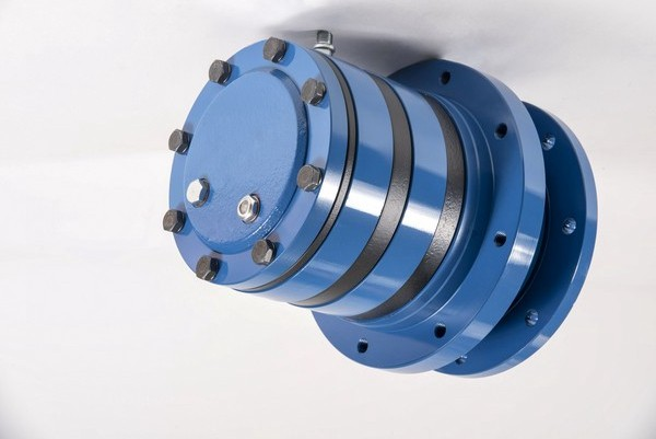 Case 440CT-3 2-SPD RH Hydraulic Final Drive Motor