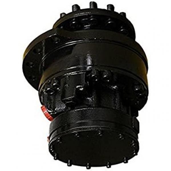 Kubota RC661-61602 Hydraulic Final Drive Motor #1 image