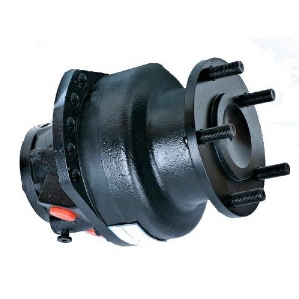 Kubota KX41-2V Hydraulic Final Drive Motor #1 image
