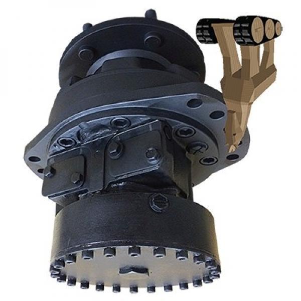 Caterpillar 303CR Hydraulic Final Drive Motor #1 image