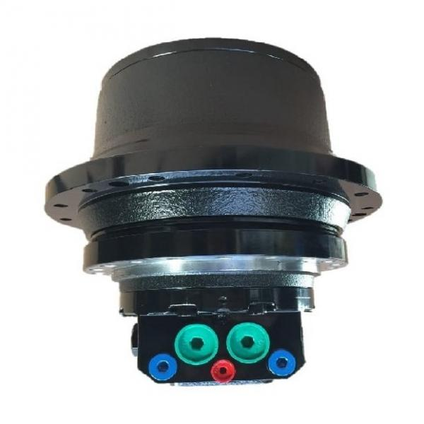 Doosan DX340LC Hydraulic Final Drive Motor #1 image