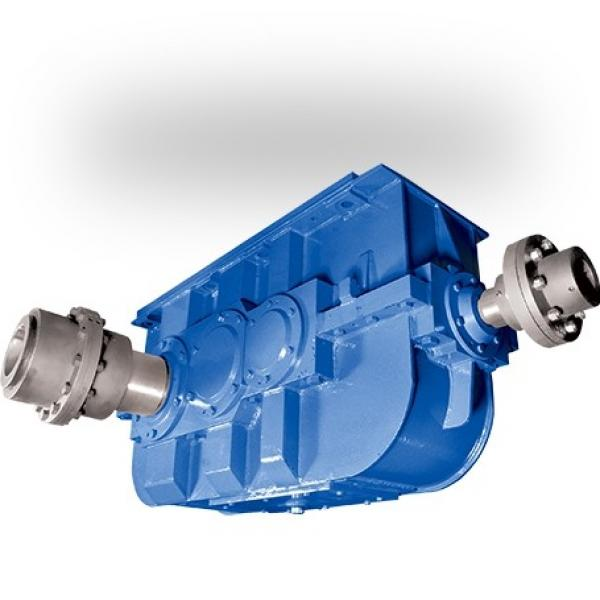 Massey-Ferguson 9560 Reman Hydraulic Final Drive Motor #1 image