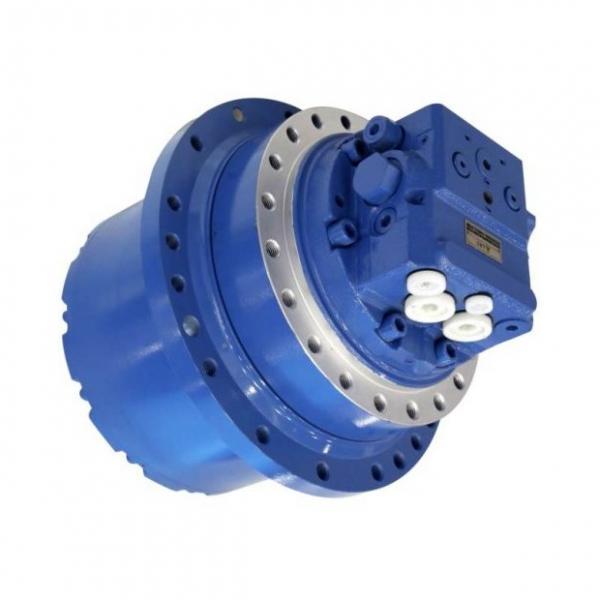 Doosan DX360 Hydraulic Final Drive Motor #2 image