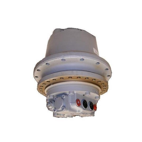 JCB JS160 Auto Hydraulic Final Drive Motor #1 image