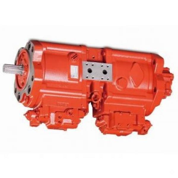 Case 420CT 1-SPD Reman Hydraulic Final Drive Motor #1 image