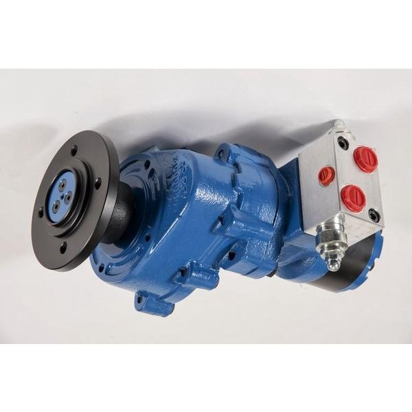 Case 445CT 2-SPD LH Reman Hydraulic Final Drive Motor #1 image