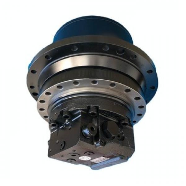 Case 152535A1 Hydraulic Final Drive Motor #1 image