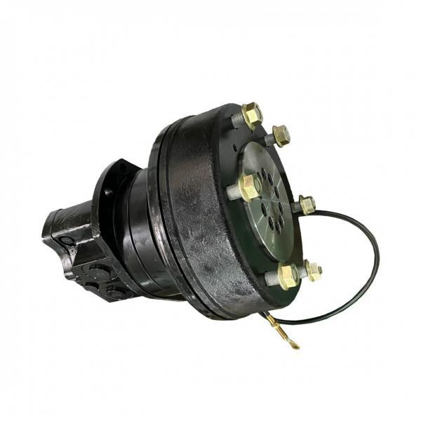 Case 87447234 Hydraulic Final Drive Motor #1 image
