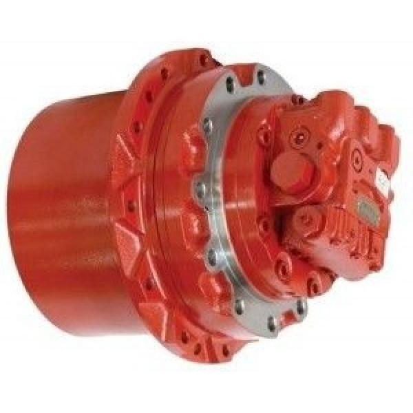 Doosan 401-00440B Hydraulic Final Drive Motor #1 image