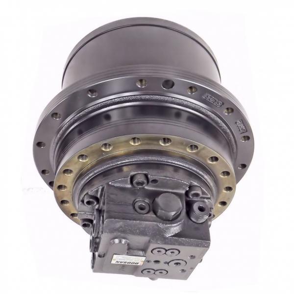 Doosan 401-00440B Hydraulic Final Drive Motor #2 image