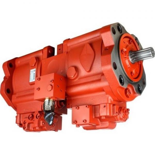 Doosan DX340LC Hydraulic Final Drive Motor #2 image