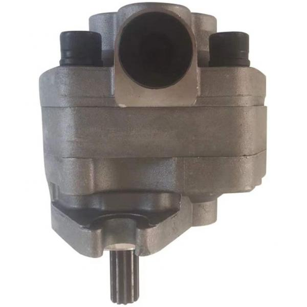 Kobelco SK235SR Hydraulic Final Drive Pump #3 image