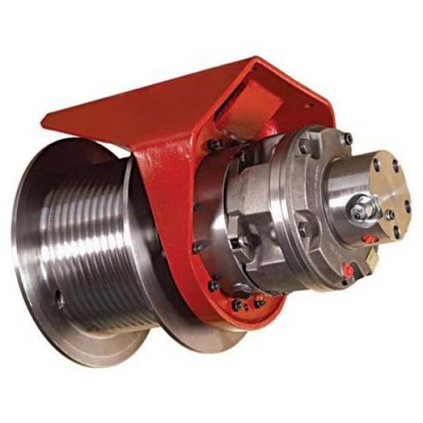 Timbco 425 Hydraulic Final Drive Motor #3 image