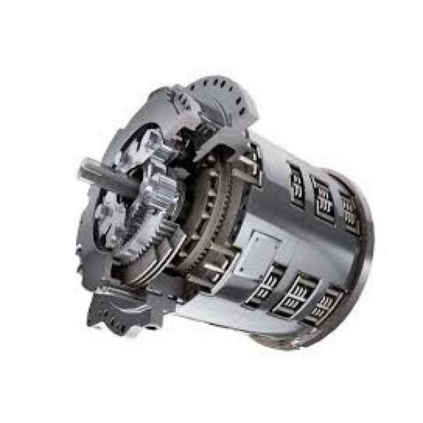 Caterpillar 268B 2-Spd Reman Hydraulic Final Drive Motor #1 image